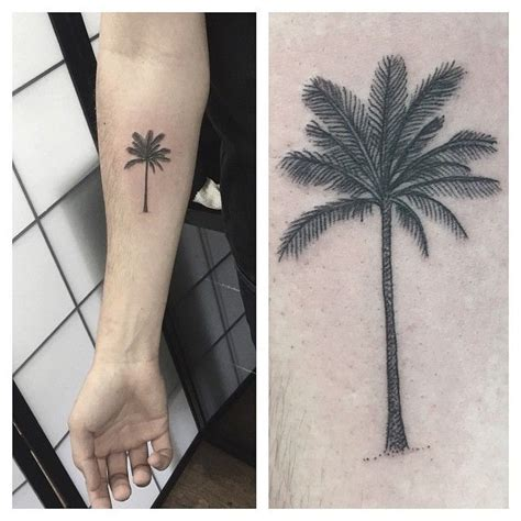 palm tree tattoo tumblr 17 best images about tattoos on nautilus shell