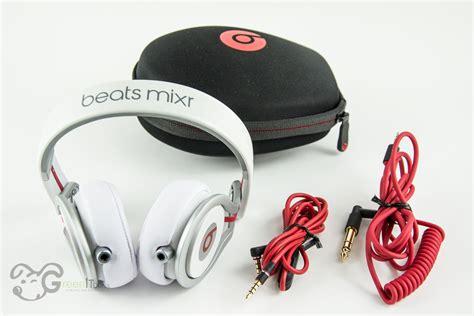 Headset Untuk Dj jual headset dj beats mixr david guetta limited edition white bandung infinity8