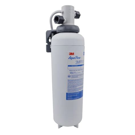 under sink water filtration systems for home aqua pure full flow under sink water filtration system