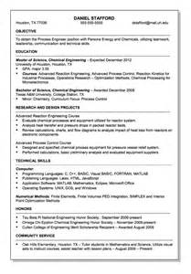 Chemical Engineer Resume Examples Parsons Energy And Chemical Engineer Resume Sample
