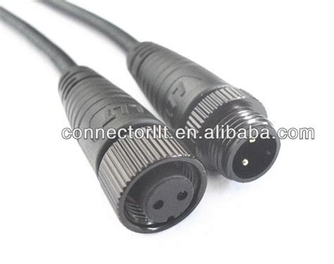 outside wire connectors shenzhen led outdoor lighting cable connector waterproof
