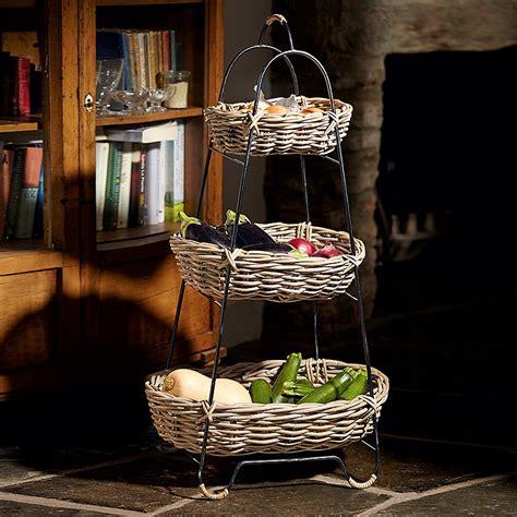 3 Tier Vegetable Rack by Aubagne 3 Tier Vegetable Rack Culture Vulture Direct