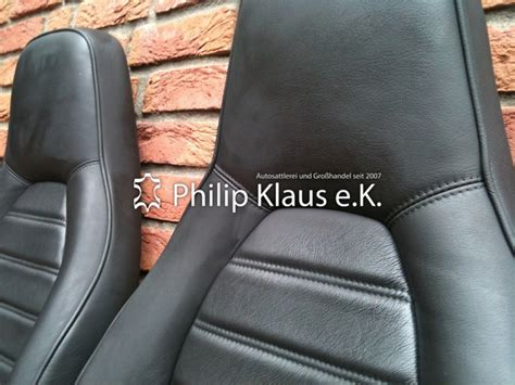 habillage siege auto cuir nouvelle habillage cuir si 232 ges porsche 911 930 964 993 996