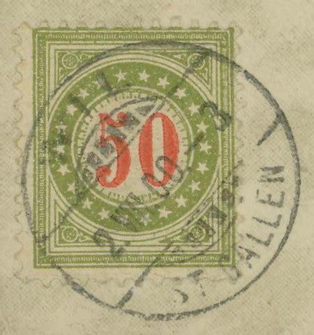 Brief Schweiz Laufzeit philaseiten de 33 schweiz portomarken