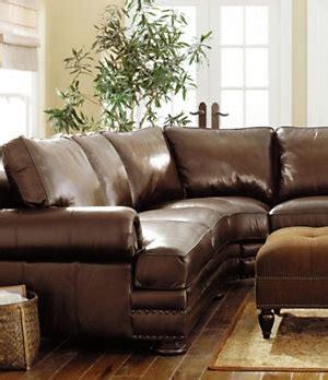 dillards furniture leather sofa bernhardt seth 2 piece leather sectional dillard s