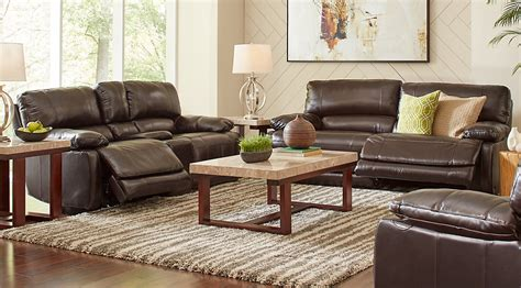livingroom pictures modern living room ideas with brown leather sofa curtain