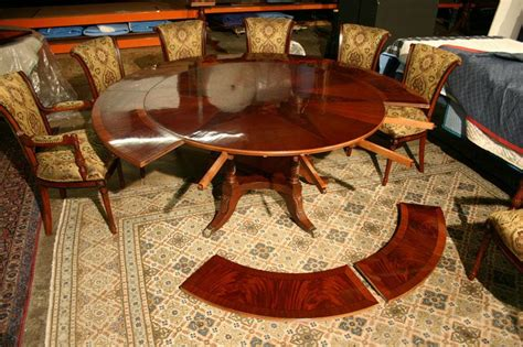 Round Dining Room Table With Leaves by Dining Room Furniture High End Furniture Formal Dining