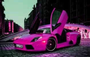 Pink Lamborghini Pink Lamborghini Cool Cars Pink