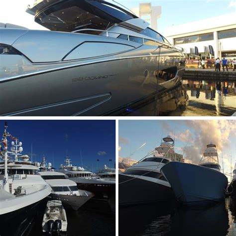fort lauderdale boat show 2018 directions fort lauderdale international boat show 2018 ita yachts