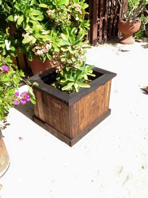 Garden Planter Boxes Ideas by Pallet Garden Planter Box Pallet Ideas Recycled