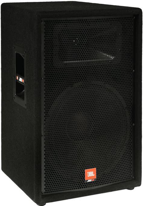 Loudspeaker Jbl jbl jrx115 pa loudspeaker zzounds