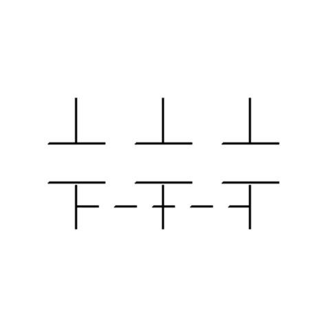 closing symbols