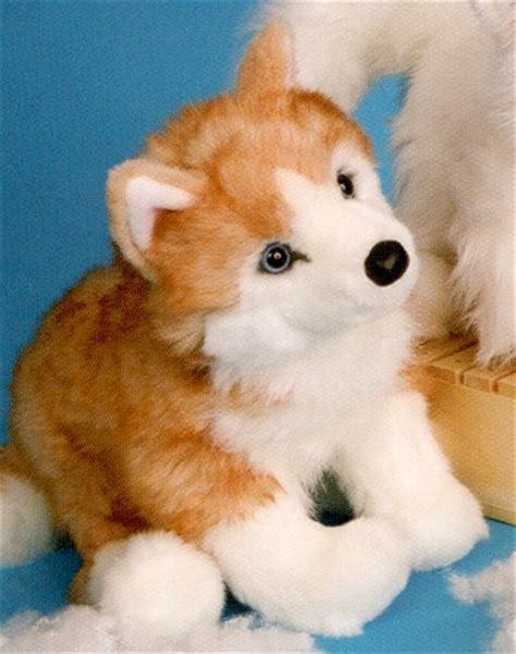 husky puppy stuffed animal stuffed plush siberian huskies from stuffed ark