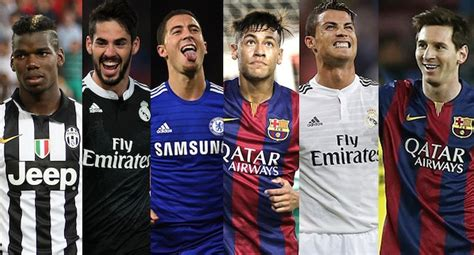 Meilleurs Joueurs De Mba by Top 10 Meilleurs Joueurs De Foot Du Monde Football