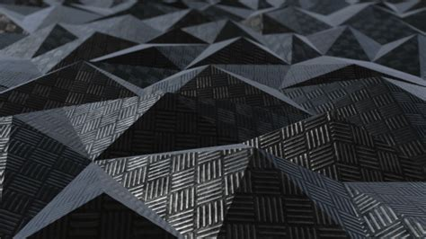 geometric pattern after effects metallic abstract geometric background loop by artyustudio