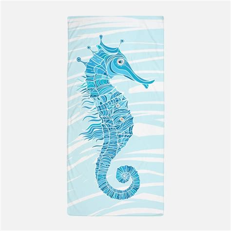 seahorse bathroom accessories decor cafepress