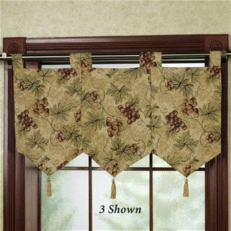 wine curtains valances pinterest the world s catalog of ideas