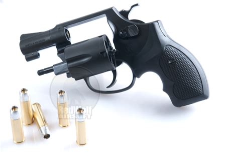 Airsoft Gun M36 marushin x cartridge s w m36 heavy weight 2inch 6mm bb version buy airsoft gas back