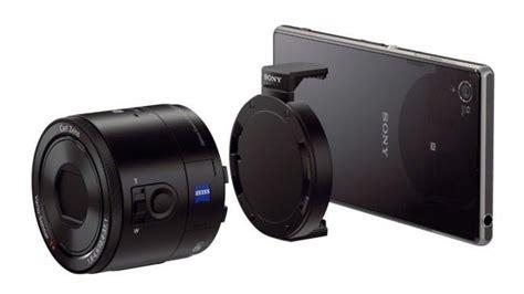 Lensa Sony Q10 sony luncurkan z1 honami dan 2 lensa smartphone jagat review