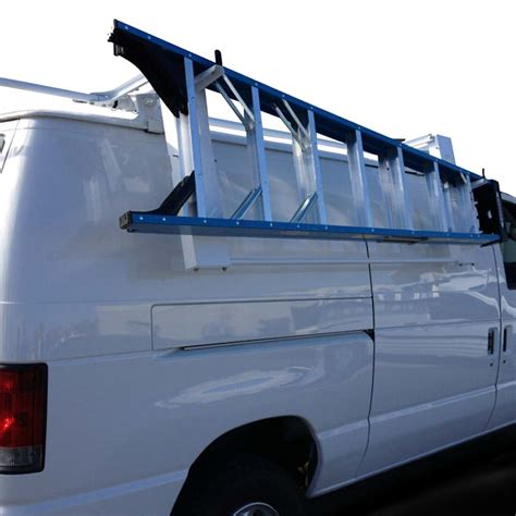 Ladder Racks For Vans by Kargo Master 174 40953 Ez Passenger Side Drop