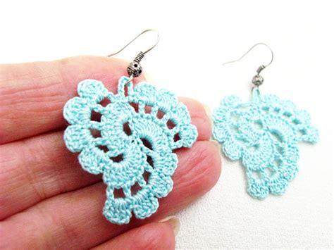 pattern crochet earrings pdf tutorial crochet pattern dangle earrings 20