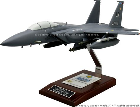 Eagle Home Interiors by Mcdonnell Douglas F 15 Eagle Model Airplane