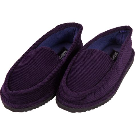 indoor house shoes womens corduroy slippers house shoes moccasin slip on