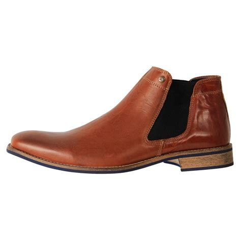 cheap chelsea boots new european made rhino s leather pull on chelsea