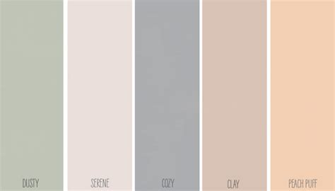 neutral color scheme home decoration