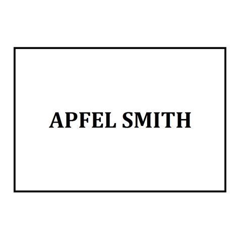 Apel Smith apfel smith