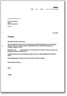 Musterbrief Kündigung Probezeit Arbeitnehmer K 252 Ndigung Arbeitsvertrag Fristlos Arbeitnehmer Russisch De Musterbrief