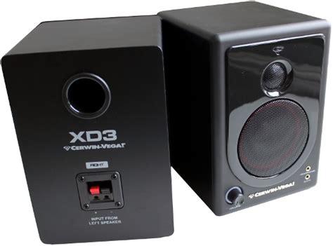 Cerwin Xd3 Speakers Active cerwin xd3 speaker review