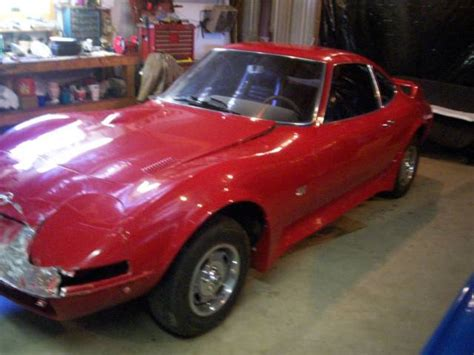 1970 Opel Gt Parts by 2 1970 Opel Gt S Restore Or Parts