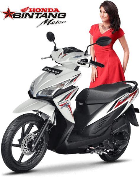 Kredit Motor Honda Vario 125 Cbs Jabodetabek all new honda vario 110 esp bintang motor honda