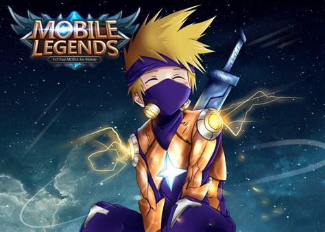 inilah  wallpaper hd mobile legends terbaru