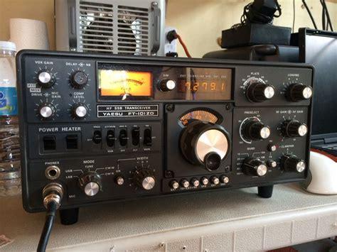 boat ham radio i enjoy the new boat anchor ft 101zd radiotechnika