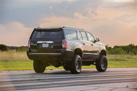 gmc yukon denali hpe supercharged upgrade