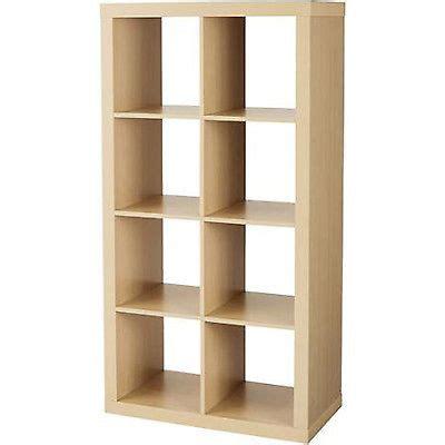closetmaid wood shelves 8 cube storage closet shelf organizer wood clothes rack