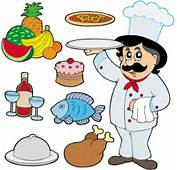 Cartoon Characters Chef 05 Vector Free In