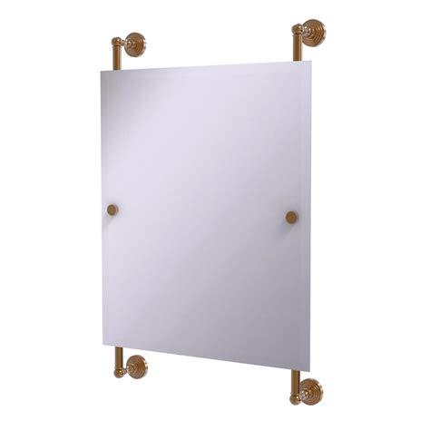 deco mirror genoa 27 in x 33 in mirror in bronze cherry deco mirror genoa 27 in x 33 in mirror in bronze cherry