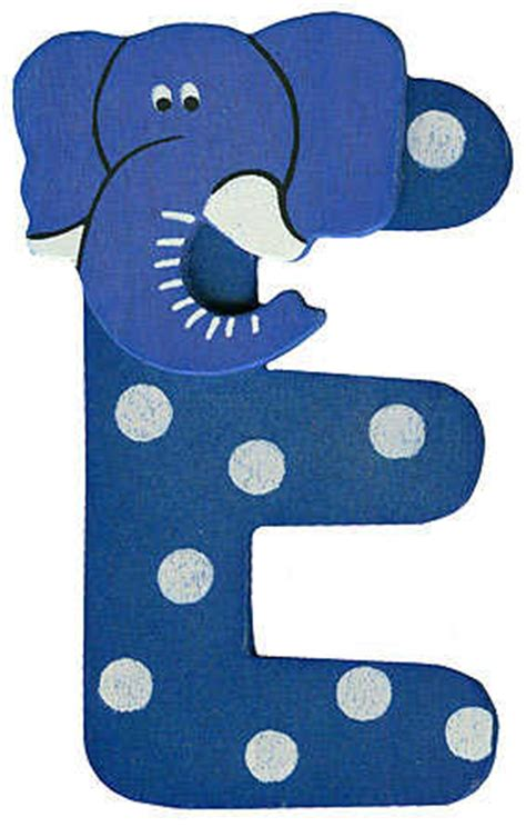 animals that start with the letter e animal letter quot e quot scrapbooking craft supplies 1077