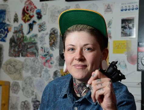 tattoo parlour edinburgh tattoo loving women reveal why they love to ink their