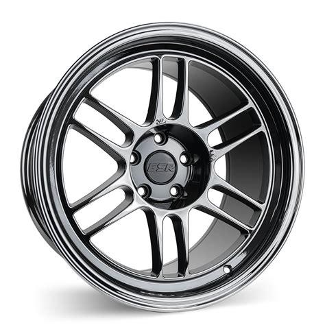 black chrome esr sr11 black chrome