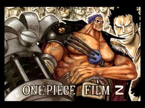 one piece ost film z 02 one piece film z ost kaidou youtube