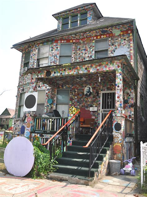 artist house heidelberg project roadsidearchitecture com