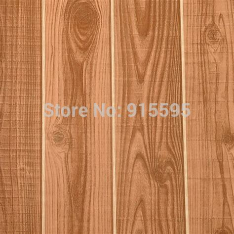 vintage nature wood fiber pvc waterproof 3d modern design