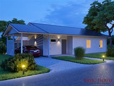 the basic house basic house m 1