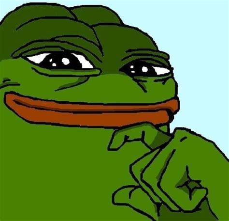 Meme Frog - image 895597 smug frog know your meme