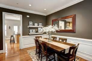 Dining Room Molding Ideas Traditional Dining Room With Crown Molding Amp Wainscoting