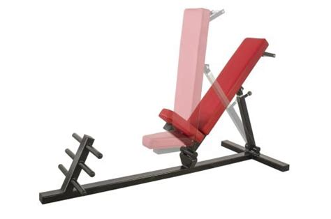 standing incline bench adjustable incline bench gym equipment zest fitness